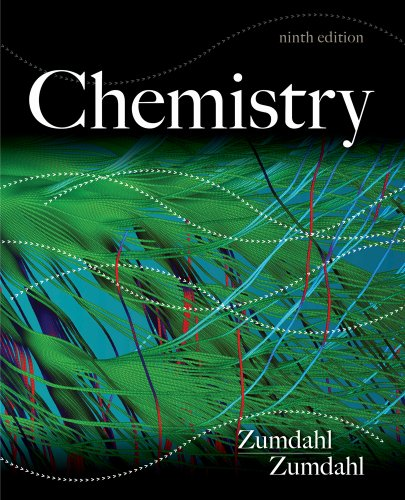 Chemistry  9th 2014 9781133611097 Front Cover