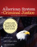 The American System of Criminal Justice:   2014 edition cover