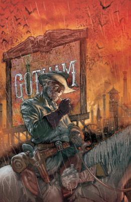 Guns and Gotham   2012 9781401237097 Front Cover