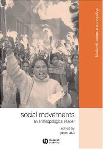 Social Movements An Anthropological Reader  2004 edition cover