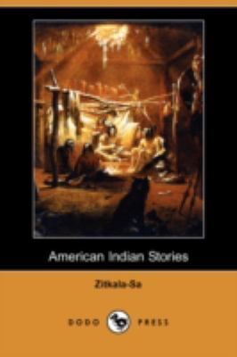 American Indian Stories  N/A 9781406568097 Front Cover