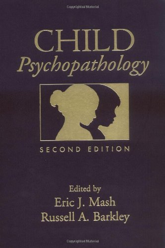 Child Psychopathology, Second Edition  2nd 2003 (Revised) edition cover