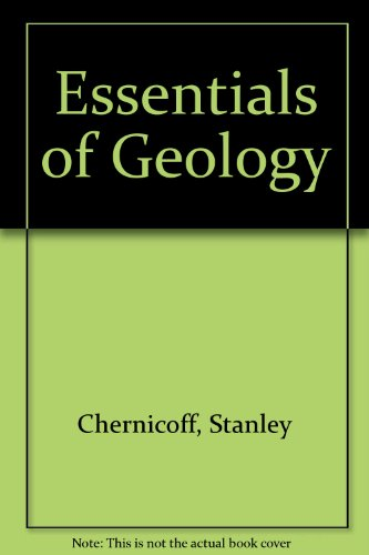 Essentials of Geology Text with Student Technology Package  1997 9781572591097 Front Cover