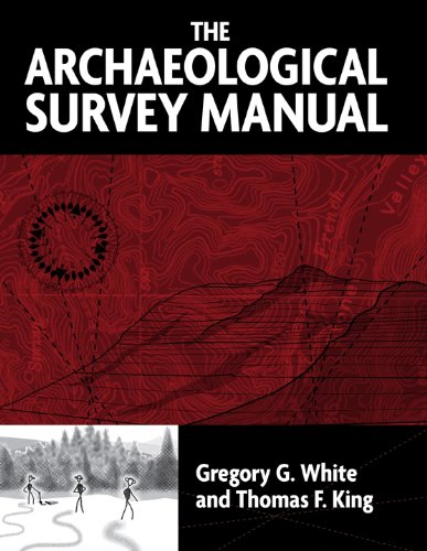 Archaeological Survey Manual   2007 edition cover