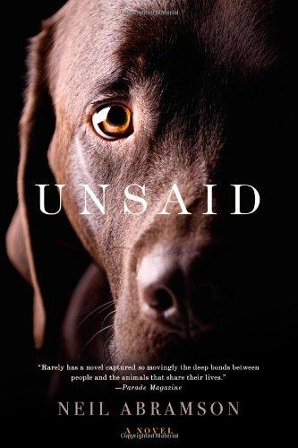 Unsaid   2012 edition cover
