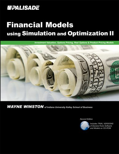 Financial Models Using Simulation and Optimization II   2008 9781893281097 Front Cover