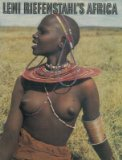 Leni Riefenstahl's Africa   1982 edition cover