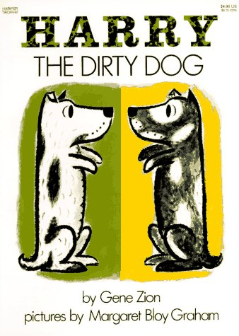 Harry the Dirty Dog  50th 9780064430098 Front Cover