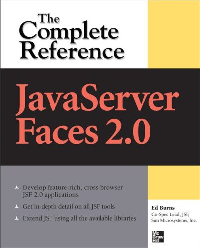 JavaServer Faces 2.0   2010 edition cover