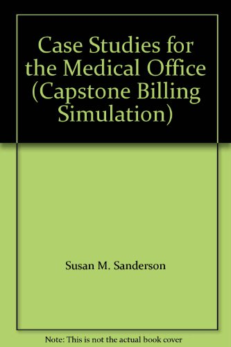 CASE STUDIES F/MEDICAL OFFICE. 4th 2007 edition cover