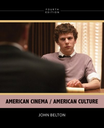 American Cinema / American Culture  4th 2013 9780073535098 Front Cover