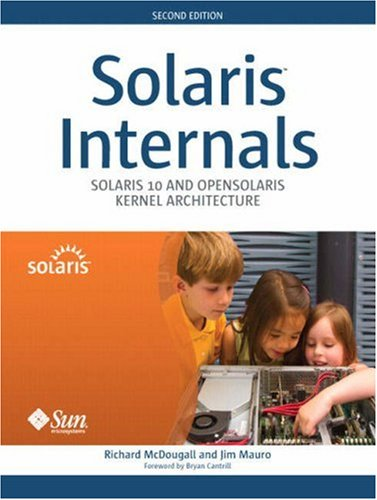 Solaris Internals Solaris 10 and Opensolaris Kernel Architecture 2nd 2007 (Revised) edition cover