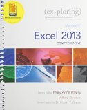 Exploring Microsoft Excel 2013, Comprehensive  & MyITLab with Pearson EText -- Access Card -- for Exploring with Office 2013 Package  2014 9780133884098 Front Cover
