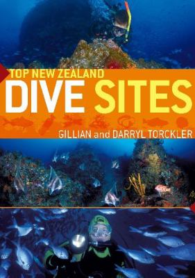 Top New Zealand Dive Sites   2008 edition cover