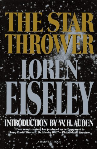 Star Thrower   1979 edition cover