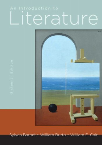 Introduction to Literature Fiction, Poetry, Drama 16th 2011 (Revised) edition cover