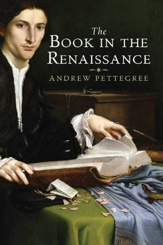Book in the Renaissance   2009 edition cover