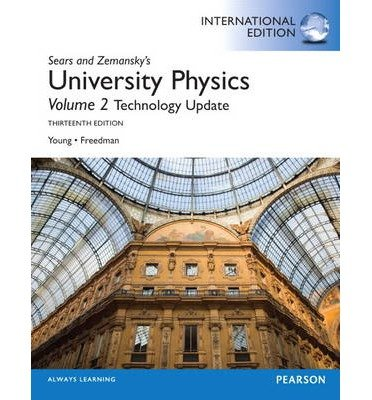 University Physics with Modern Physics Technology Update, Volume 2 (Chs. 21-37)  13th 2014 edition cover