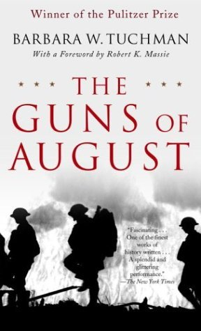 Guns of August   1994 9780345476098 Front Cover