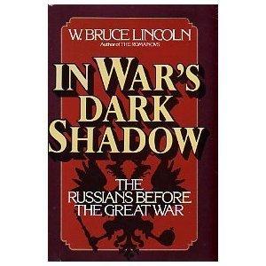 In War's Dark Shadow   1983 edition cover