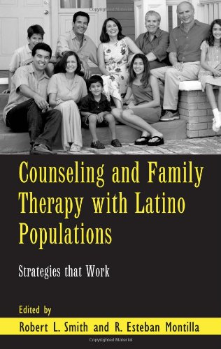Counseling and Family Therapy with Latino Populations Strategies That Work  2006 edition cover