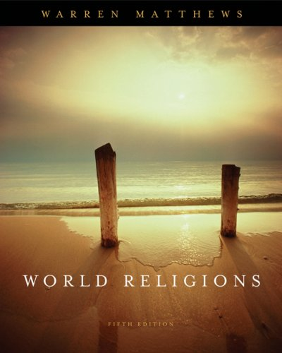 World Religions  5th 2007 (Revised) edition cover