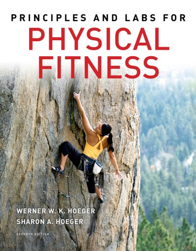Principles and Labs for Physical Fitness  7th 2010 edition cover