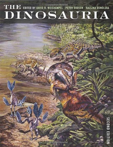 Dinosauria  2nd 2004 edition cover