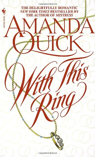 With This Ring  Reprint  9780553574098 Front Cover