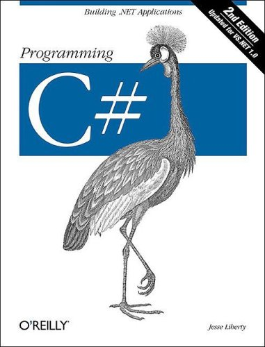 Programming C#  2nd 2002 9780596003098 Front Cover