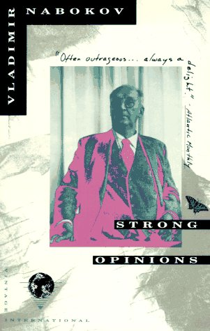 Strong Opinions  N/A edition cover