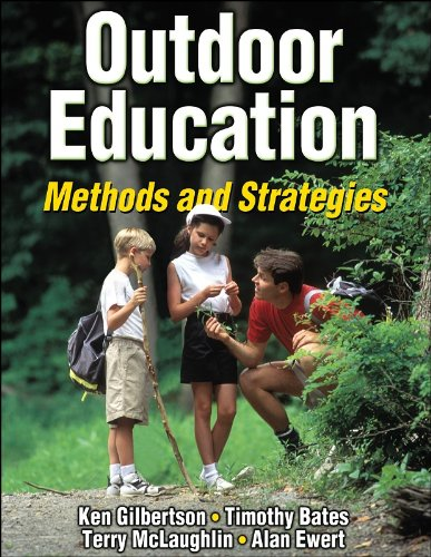 Outdoor Education Methods and Strategies  2006 edition cover