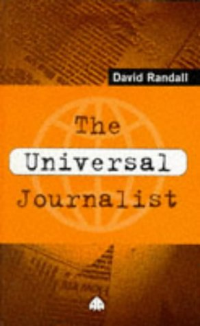 Universal Journalist   1996 9780745311098 Front Cover