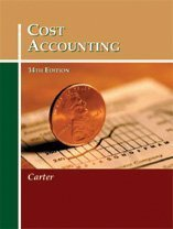 Cost Accounting  14th 2006 edition cover