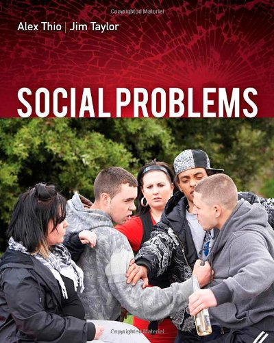 Social Problems   2012 edition cover