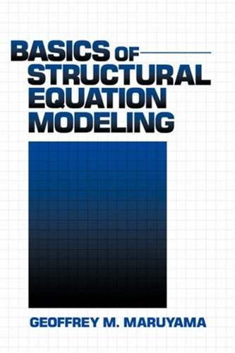 Basics of Structural Equation Modeling   1997 edition cover