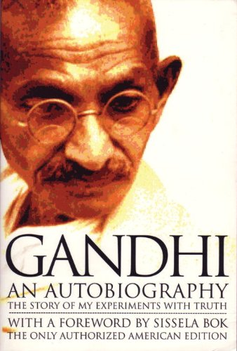 Gandhi - An Autobiography The Story of My Experiments with Truth  1993 9780807059098 Front Cover