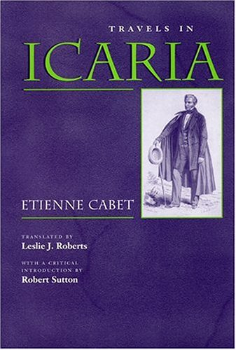 Travels to Icaria   2003 edition cover
