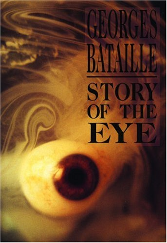 Story of the Eye  Reprint  edition cover