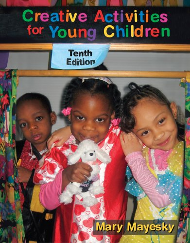 Creative Activities for Young Children  10th 2012 edition cover