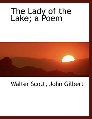 Lady of the Lake A Poem N/A 9781115641098 Front Cover