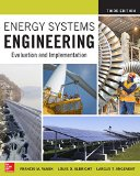 Energy Systems Engineering: Evaluation and Implementation  2016 9781259585098 Front Cover
