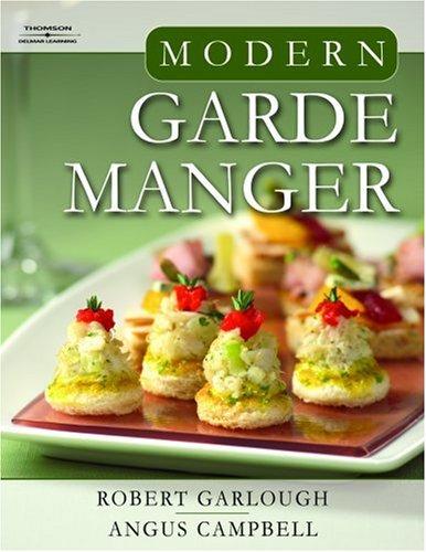 Modern Garde Manger   2006 edition cover