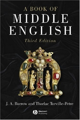 Book of Middle English  3rd 2004 (Revised) edition cover