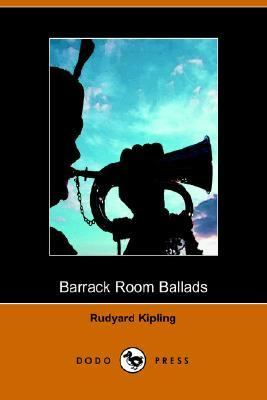 Barrack Room Ballads  N/A 9781406503098 Front Cover