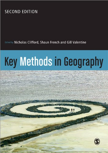 Key Methods in Geography  2nd 2010 edition cover