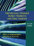 Introductory Criminal Justice Statistics and Data Analysis:   2015 edition cover