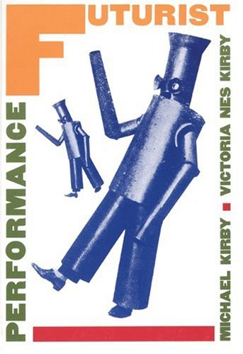 Futurist Performance   1986 edition cover