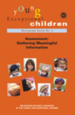 Assessment : Gathering Meaningful Information 1st 2002 edition cover