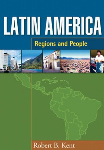 Latin America Regions and People  2006 edition cover
